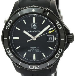 Tag Heuer Aquaracer Automatic Stainless Steel Men's Sports Watch WAK2180