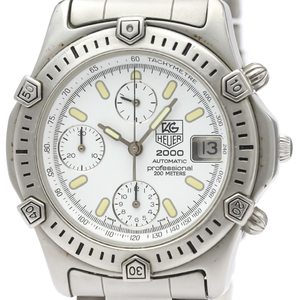 Tag Heuer 2000 Series Automatic Stainless Steel Men's Sports Watch 169.806