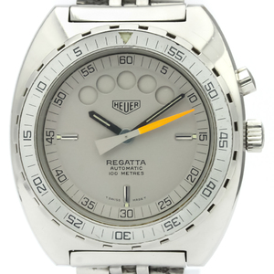 Tag Heuer Regatta Automatic Stainless Steel Men's Sports Watch 134.603
