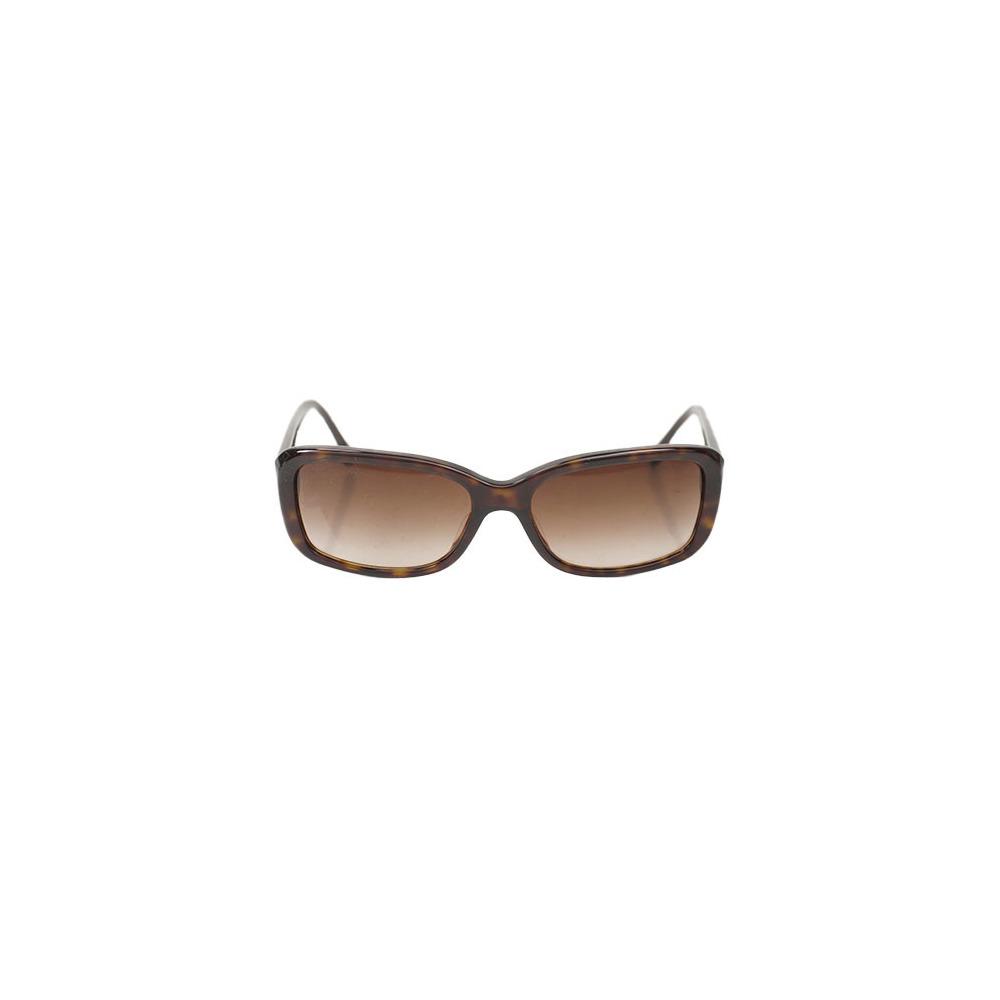 Auth Chanel Camellia Women's Sunglasses Brown 5247-A