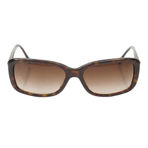 Auth Chanel Camellia Women's Sunglasses Brown 5247-A