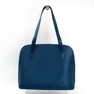 Louis Vuitton Epi Lussac M52285 Shoulder Bag Toledo Blue