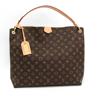 Louis Vuitton Monogram Graceful MM M43704 Women's Shoulder Bag Monogram