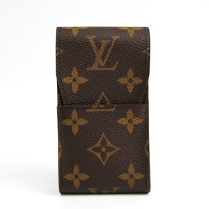 Louis Vuitton Cigarette Case Monogram Monogram Cigarette Case M63024