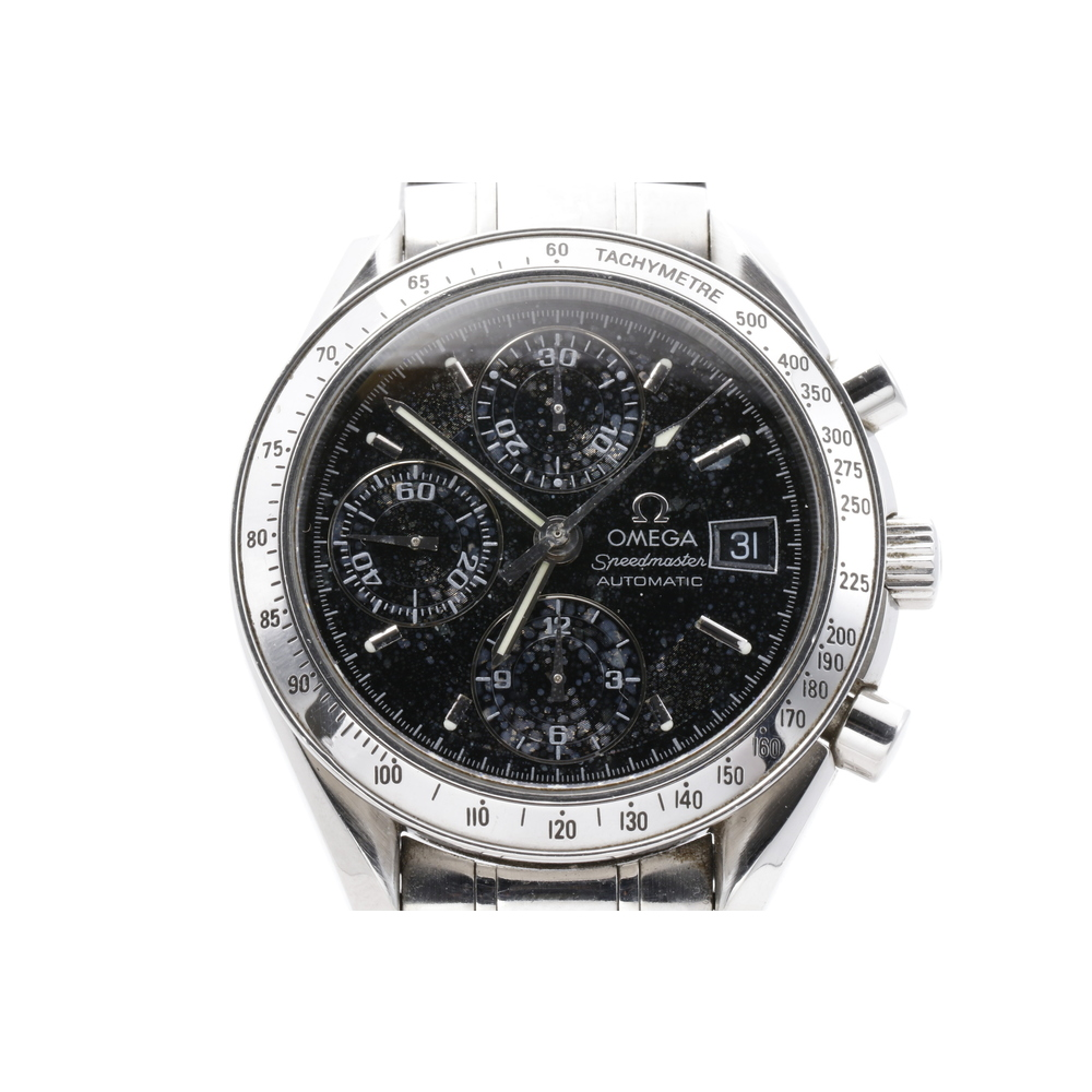 Omega Speedmaster Automatic Stainless Steel Men's Sports Watch 3513.50