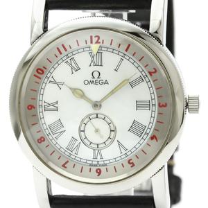 OMEGA Pilot Watch MOP Dial Automatic Watch 516.13.41.10.05.001