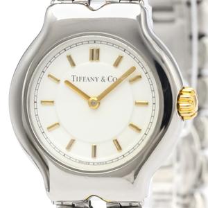 ティファニー(Tiffany) ティソロ クォーツ ステンレススチール(SS) レディース ドレスウォッチ L0112
