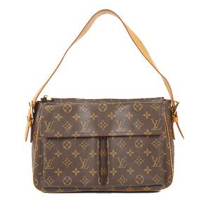 Auth Louis Vuitton Monogram M51163 Shoulder Bag Viva Cite GM