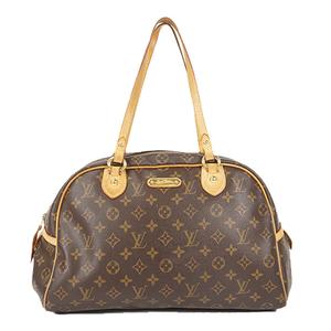 Auth Louis Vuitton Handbag Monogram Montorgueil PM M95565