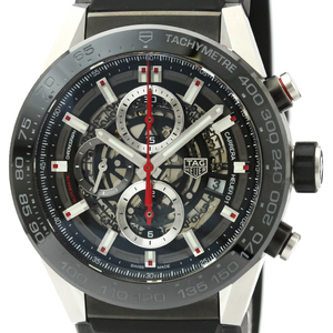 Tag Heuer Carrera Automatic Stainless Steel Men's Sports Watch CAR2A1Z
