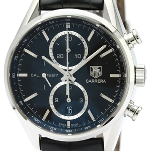 Tag Heuer Carrera Automatic Stainless Steel Men's Sports Watch CAR2110