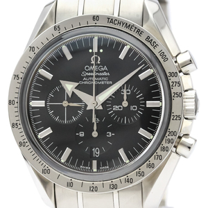 Omega Speedmaster Automatic Stainless Steel Men's Sports Watch 3551.50