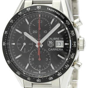 Tag Heuer Carrera Automatic Stainless Steel Men's Sports Watch CV201AK