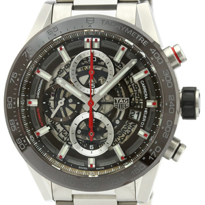 Tag Heuer Carrera Automatic Stainless Steel Men's Sports Watch CAR201U