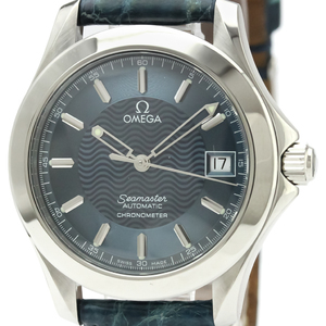Omega Seamaster Automatic Stainless Steel Men's Sports Watch 2501.81