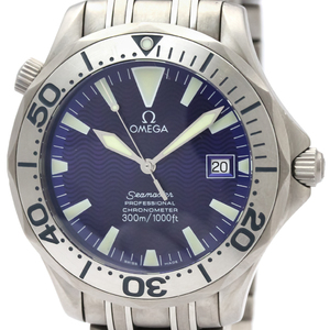 Omega Seamaster Automatic Titanium Men's Sports Watch 2231.80