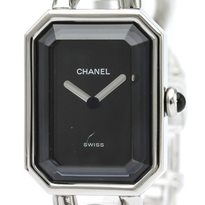 Chanel Premiere Quartz Stainless Steel Women's Dress Watch H0452