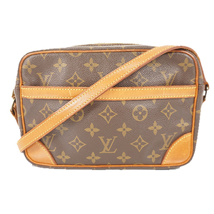 Auth Louis Vuitton Shoulder Bag Monogram Trocadero24 M51276