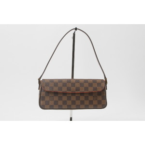 Louis Vuitton Damier Recoleta N51299 Women's Shoulder Bag Ebene