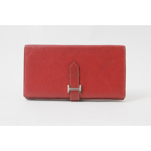 Hermes Bearn Women's  Long Wallet (bi-fold)