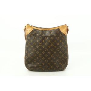 Louis Vuitton Monogram Odeon MM M56389 Shoulder Bag Monogram