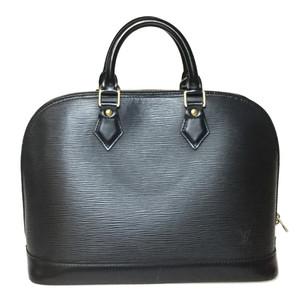 ルイ・ヴィトン (Louis Vuitton) エピ M52142 アルマ ハンドバッグ ノワール