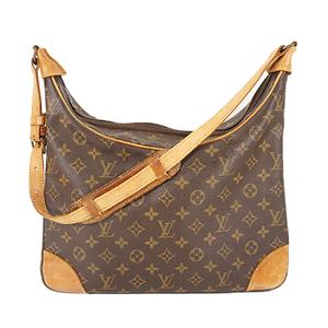 Auth Louis Vuitton Shoulder Bag Monogram Boulogne35 M51260