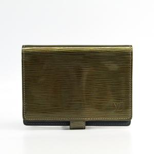 ルイ・ヴィトン(Louis Vuitton) 手帳 グリーン アジェンダPM サイバーエピ M99080
