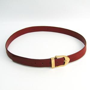 ルイ・ヴィトン(Louis Vuitton) エピ サンチュール・クラシック R15003 メンズ エピレザー ベルト ブラウン,ゴールド 110