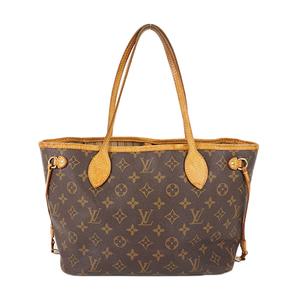 Auth Louis Vuitton Tote Bag Monogram Neverfull PM M40155