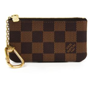 ルイ・ヴィトン(Louis Vuitton) ダミエ N62658 ダミエキャンバス 小銭入れ・コインケース エベヌ