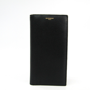 ジバンシィ (Givenchy) メンズ レザー 長財布(二つ折り) ブラック