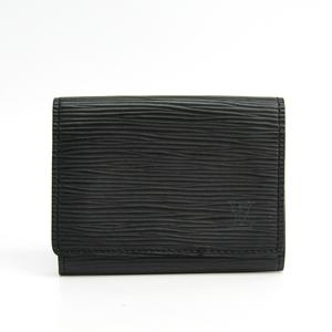 ルイ・ヴィトン (Louis Vuitton) エピ アンヴェロップ・カルト ドゥ ヴィジット カードケース 名刺入れ M56582 エピレザー 名刺入れ ノワール