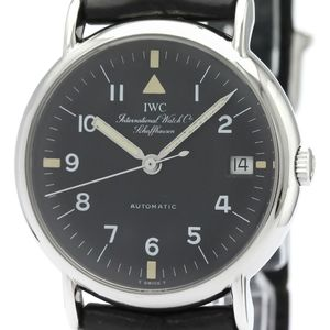 IWC Portofino Automatic Stainless Steel Men's Dress Watch 3513-026
