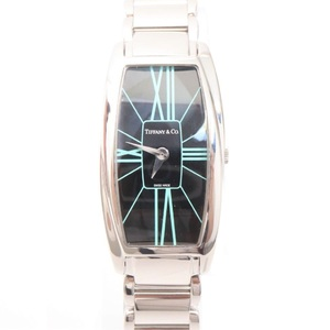 Tiffany Gemea Quartz Stainless Steel Women's Dress Watch