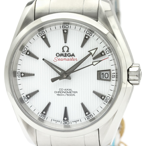 オメガ(Omega) シーマスター 自動巻き ステンレススチール(SS) メンズ スポーツウォッチ 231.10.39.21.54.001