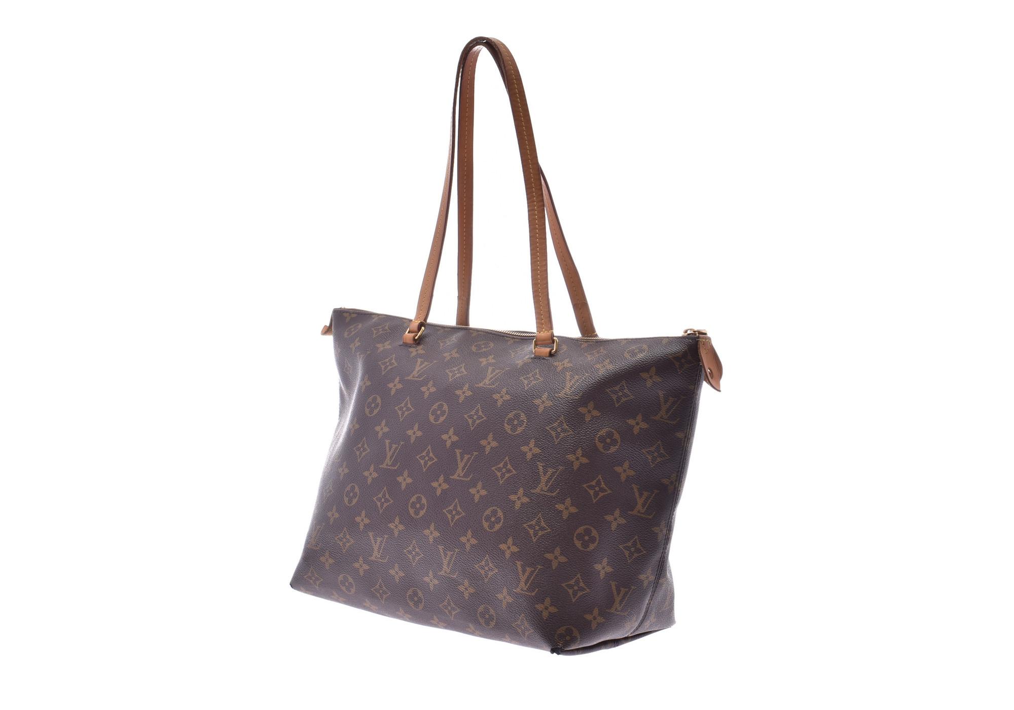f000264a3c8e Louis Vuitton Monogram Iena Mm Tote Bag/shoulder Bag M42267 Fl0127 ...