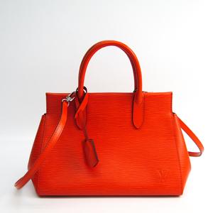 ルイ・ヴィトン (Louis Vuitton) エピ マルリーBB M94619 レディース エピレザー ハンドバッグ ピモン
