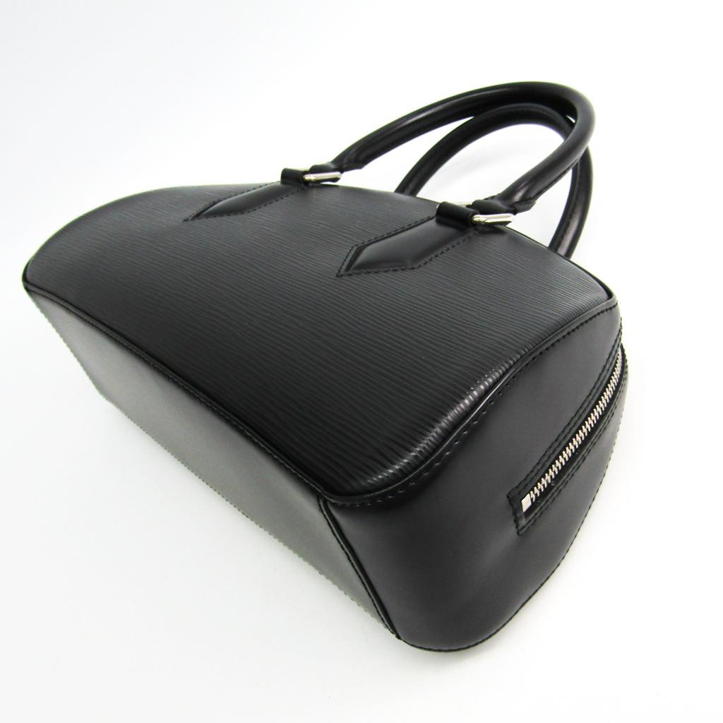 ルイ・ヴィトン (Louis Vuitton) エピ ジャスミン M52782 レディース エピレザー ハンドバッグ ノワール
