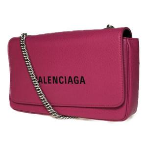 バレンシアガ(Balenciaga) 537387 エブリデイ ショルダーバッグ ピンク