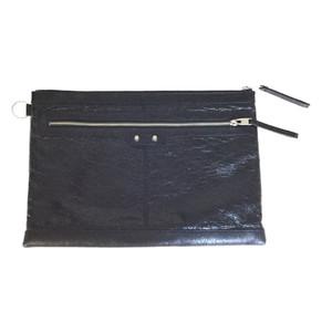 バレンシアガ(Balenciaga) 273023 CLIPL クリップL クラッチバッグ ブラック