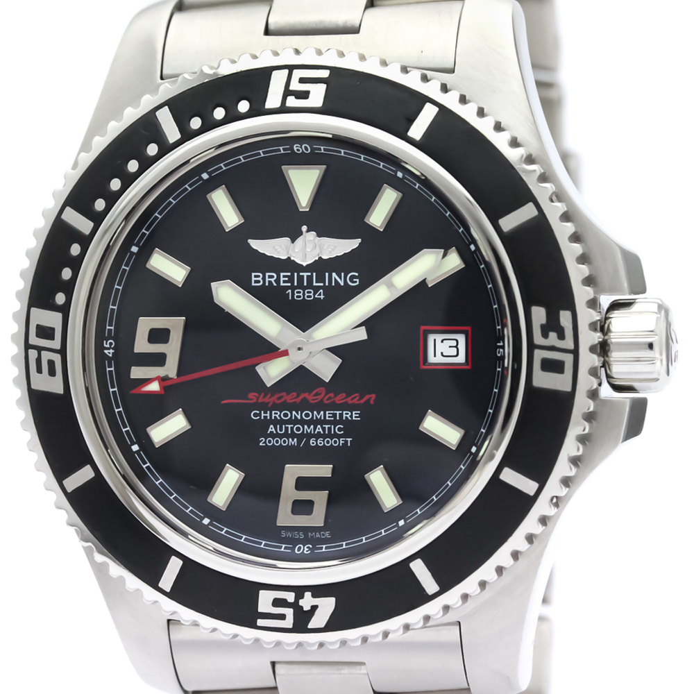 BREILING Superocean 44 Steel Automatic Mens Watch A17391
