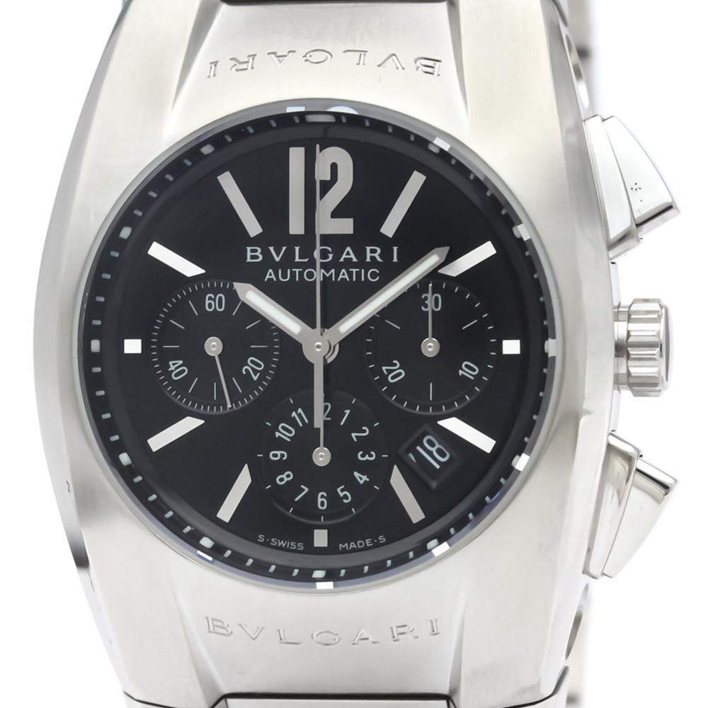 Bvlgari Ergon Automatic Stainless Steel Men's Sports Watch EG35SCH