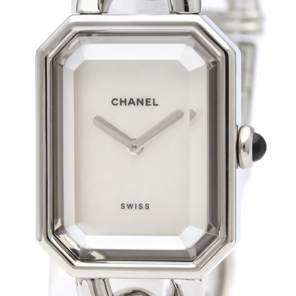 シャネル(Chanel) プルミエール クォーツ ステンレススチール(SS) レディース ドレスウォッチ H1064