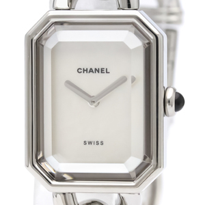 Chanel Premiere Quartz Stainless Steel Women's Dress Watch H1064