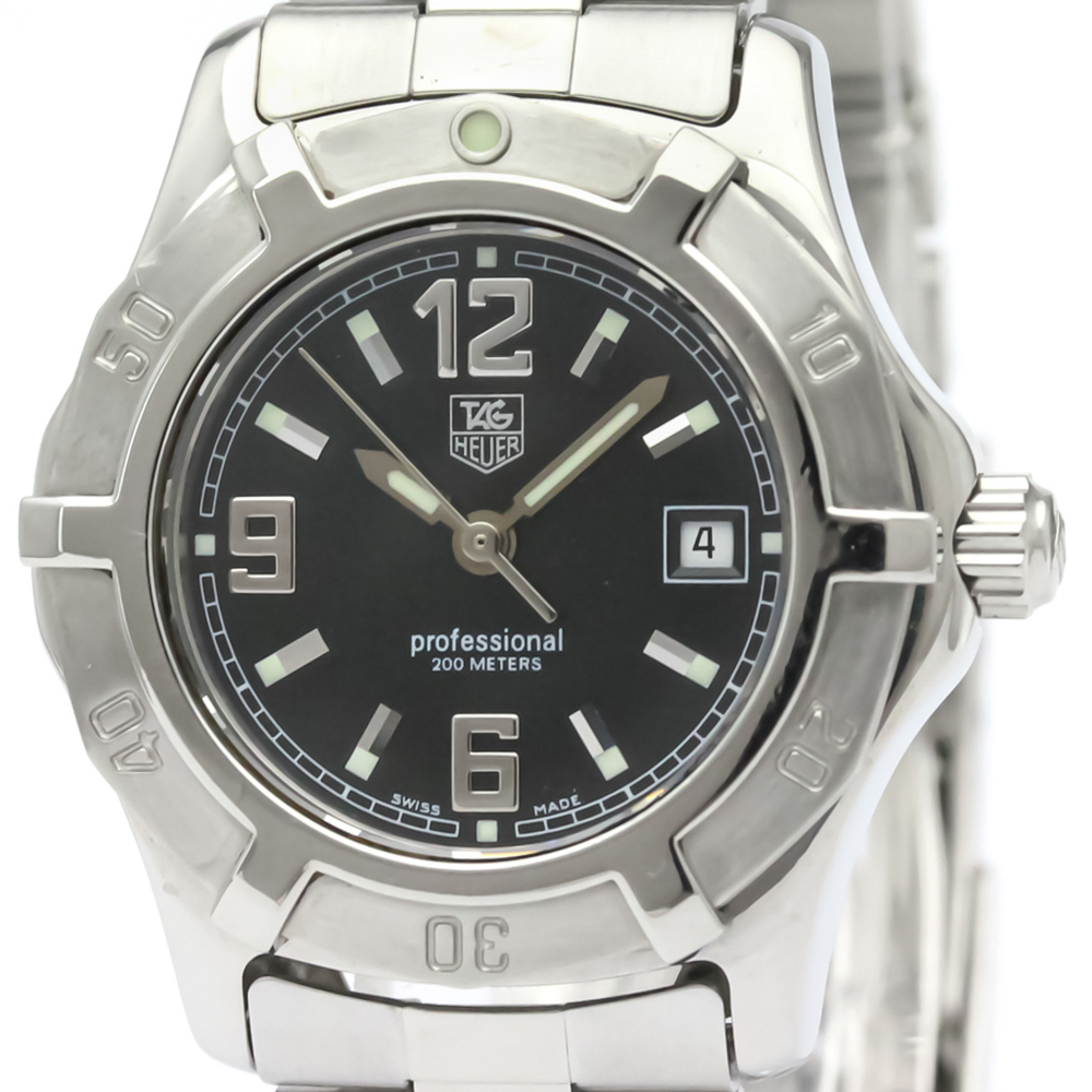 TAG Heuer 2000 Exclusive Steel Quartz Ladies Watch WN1310
