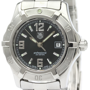TAG Heuer 2000 Exclusive Steel Quartz Ladies Watch WN1310
