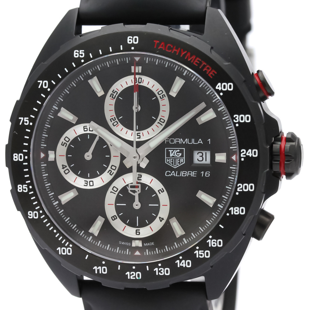 Tag Heuer Formula 1 Automatic Stainless Steel Men's Sports Watch CAZ2011