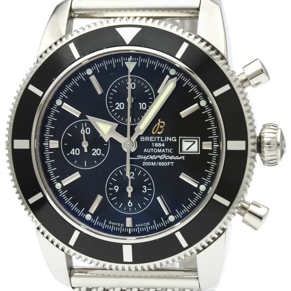 BREITLING Super Ocean Heritage 46 Chronograph Watch A13320