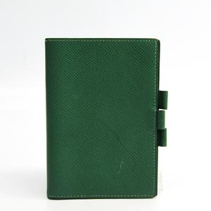 Hermes Agenda Planner Cover Green Agenda PM